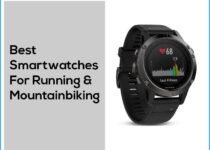 best smartwatches for running and mountain biking