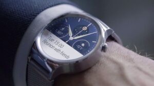 Huawei Watch: Probably the Best Looking Android Smartwatch so far