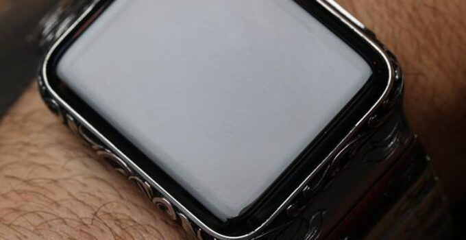 Apple Smartwatch Jewelry