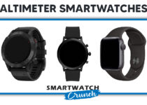 altimeter smartwatches
