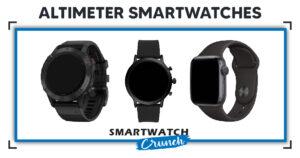 altimeter smartwatches
