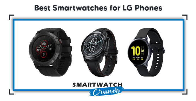 Lg smartwatches