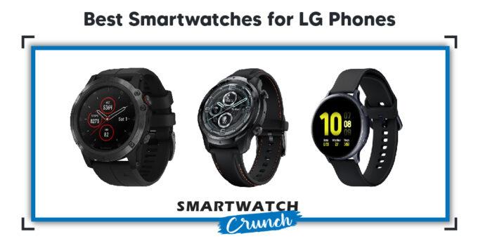 Lg smartwatches