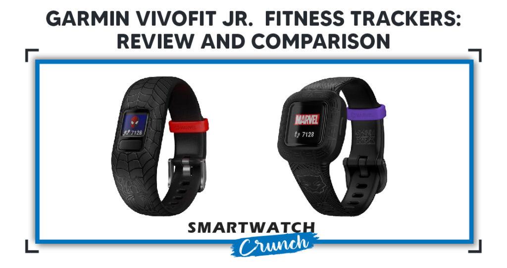 vivofit jr.3 vs vivofit jr. 2