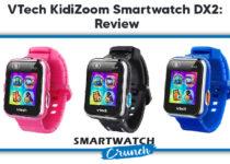 Vtech Kidizoom DX2 smartwatch review and comparison
