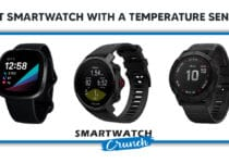 BEST SMARTWATCH WITH A TEMPERATURE SENSOR