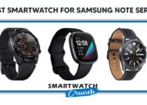 Best smartwatch for samsung note ultra