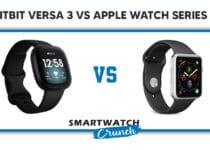 Fitbit versa 3 vs Apple watch series 5