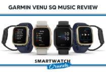 Garmin Venu SQ Music Review