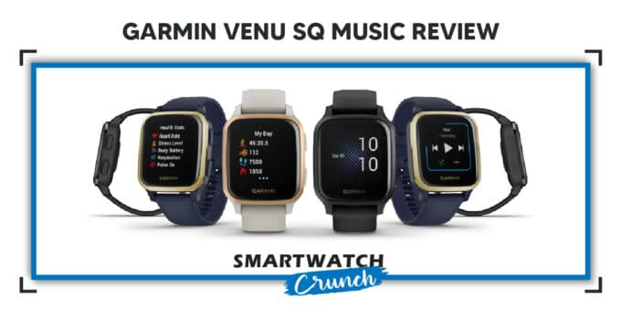 Garmin Venu SQ Music Review