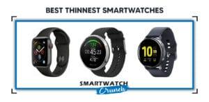 best thinnest smartwatches