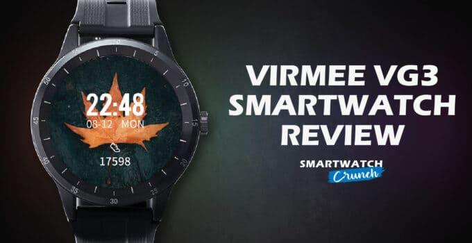 VIRMEE VG3 Smartwatch