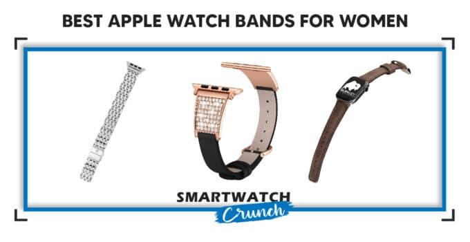 Apple Watch Bands For Women & Girls
