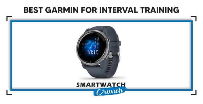Garmin Interval Training