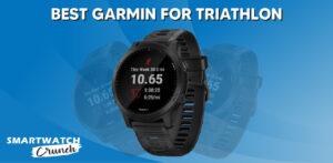 Best garmin for triathlon